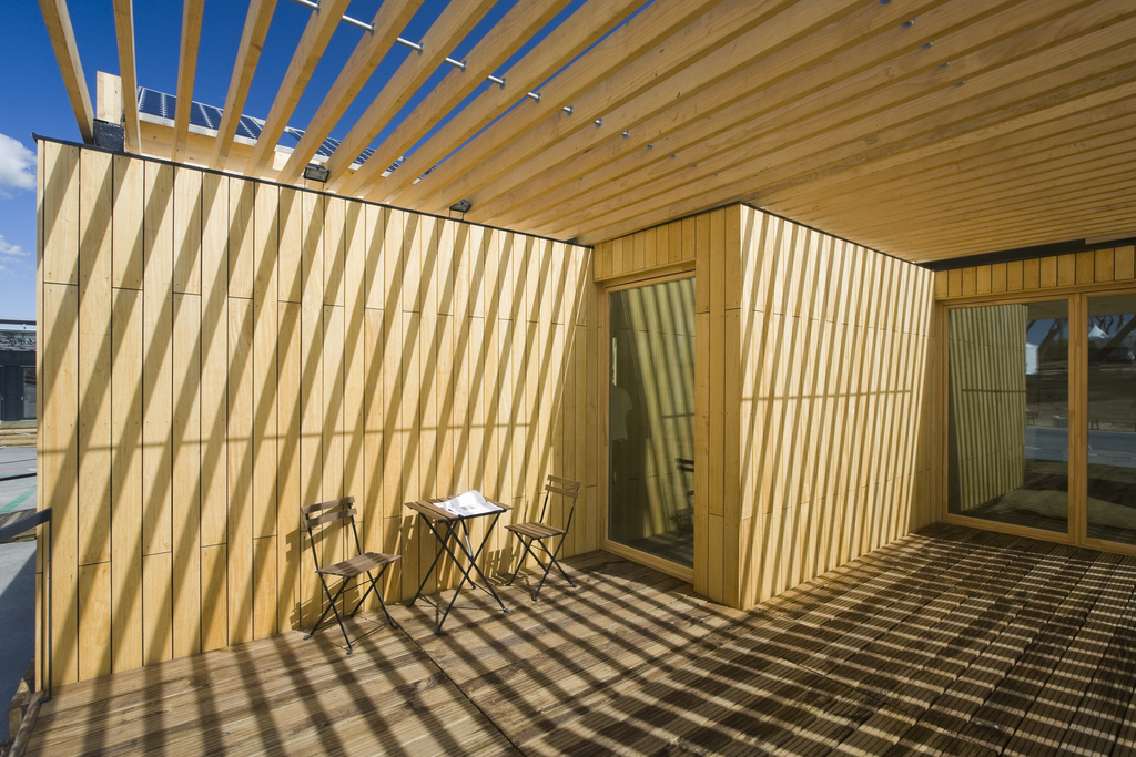 Estructuras de madera laminada incofusta - Estructura madera laminada ...