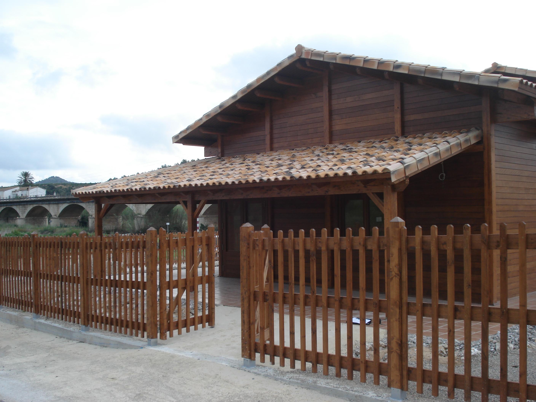 Casas de madera dise o y sostenibilidad - Disenos casas de madera ...