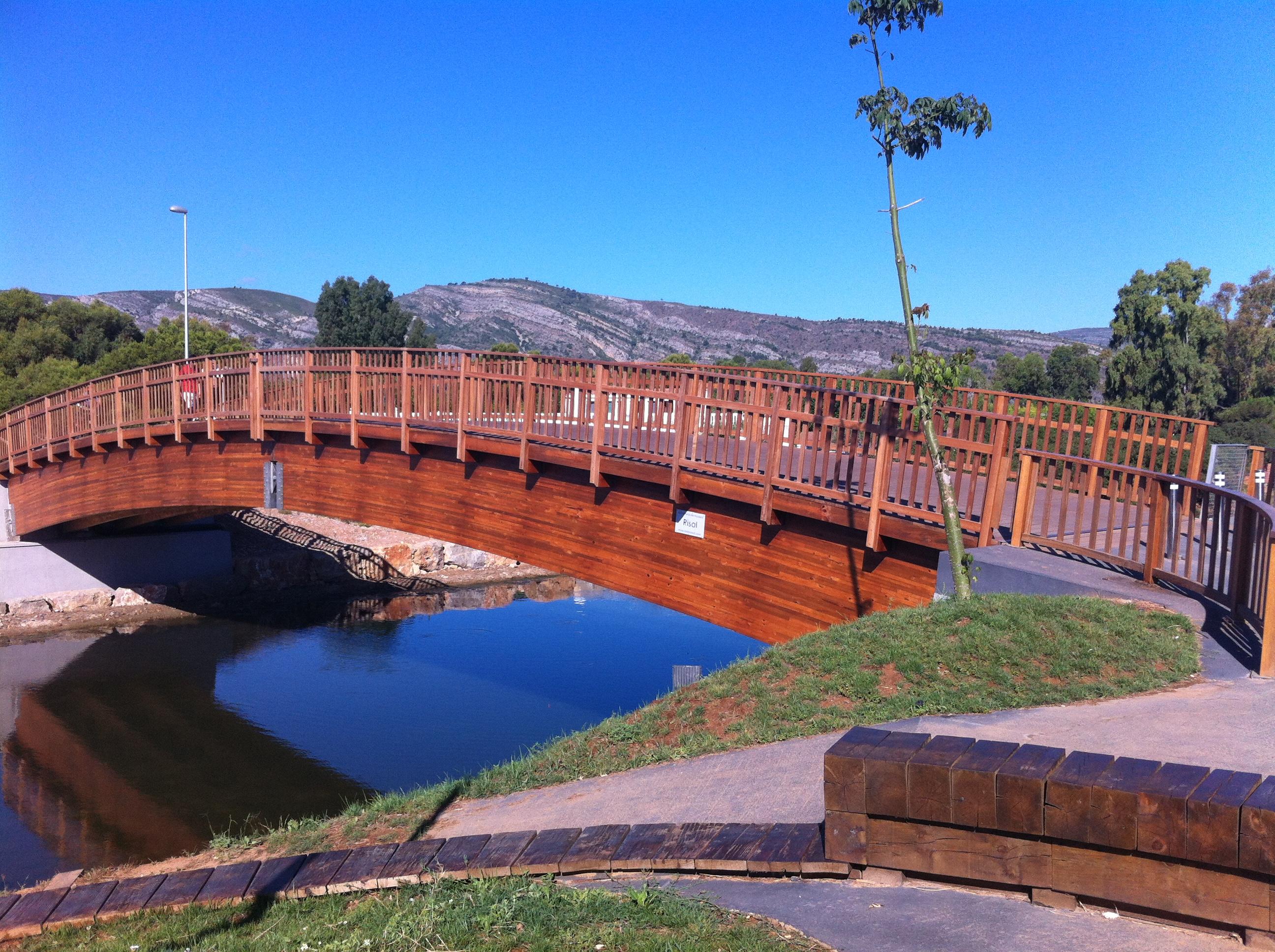 puentes de madera uso y evoluci n hasta nuestros d as On puentes de madera