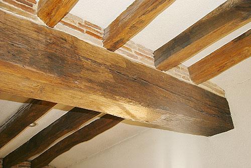 Vigas de madera para techos incofusta fabrica de madera - Vigas de madera para techos ...