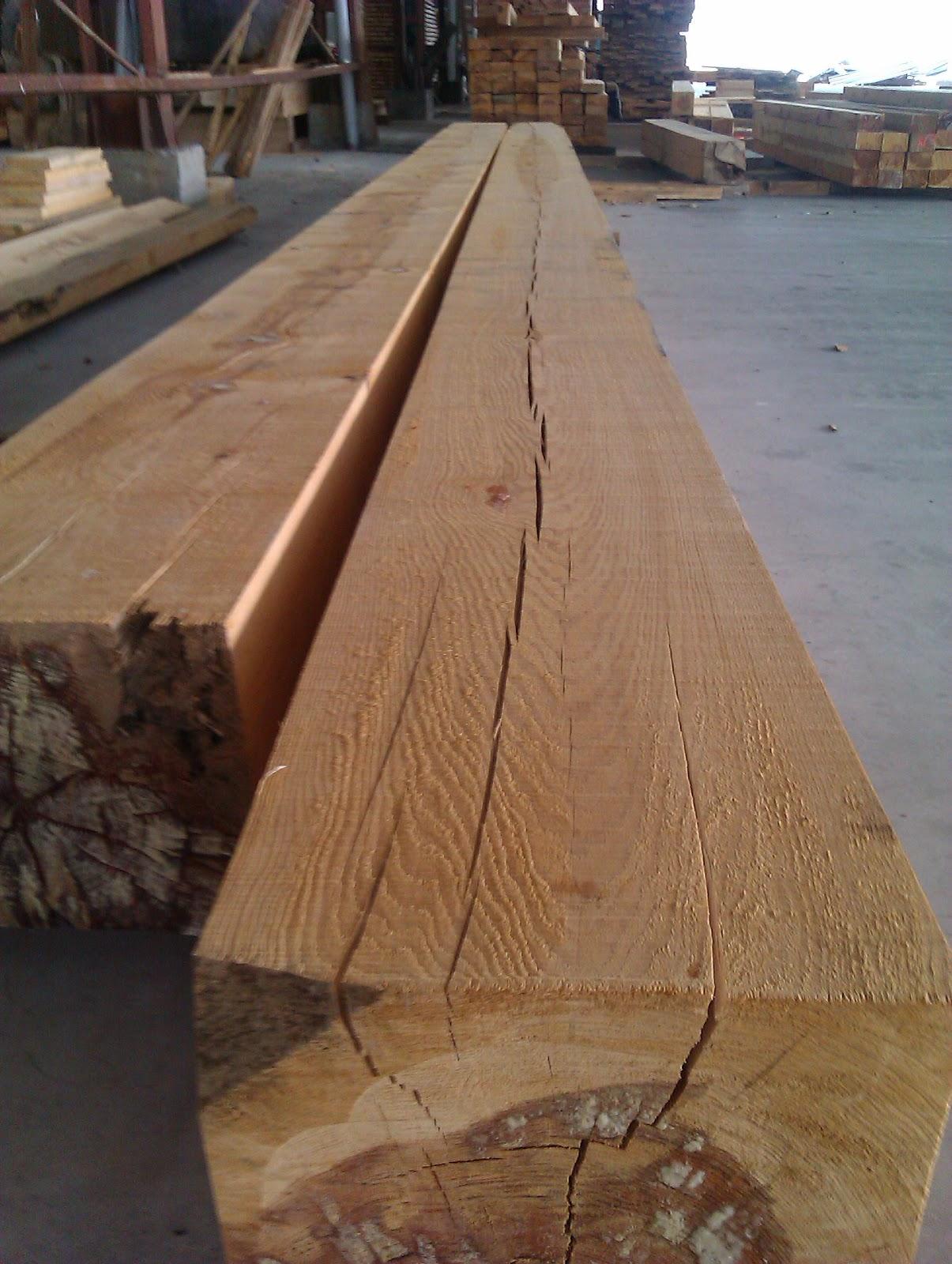 Vigas de madera para techos incofusta fabrica de madera - Como colocar vigas de madera ...