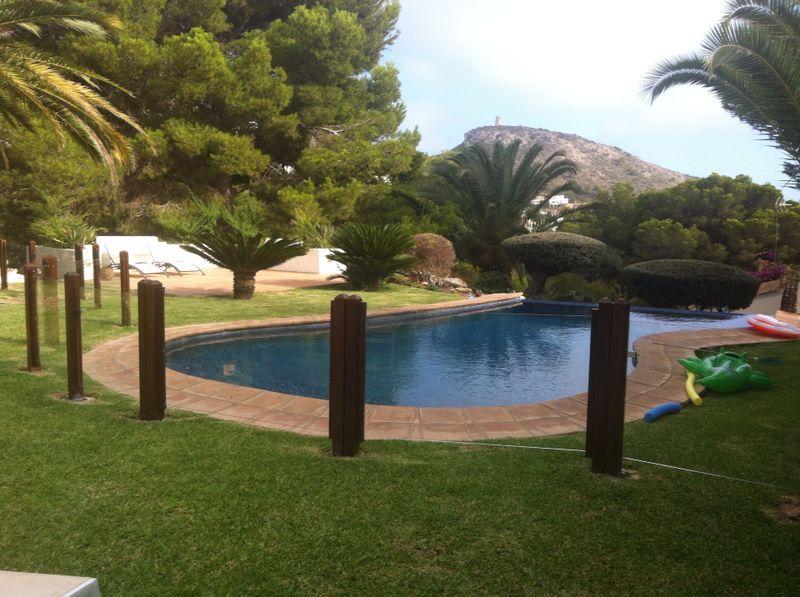 Vallados de piscina para ni os incofusta fabrica de - Vallas de madera para piscinas ...