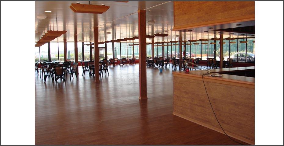 Tarima de madera para interiores - Tarima madera interior ...