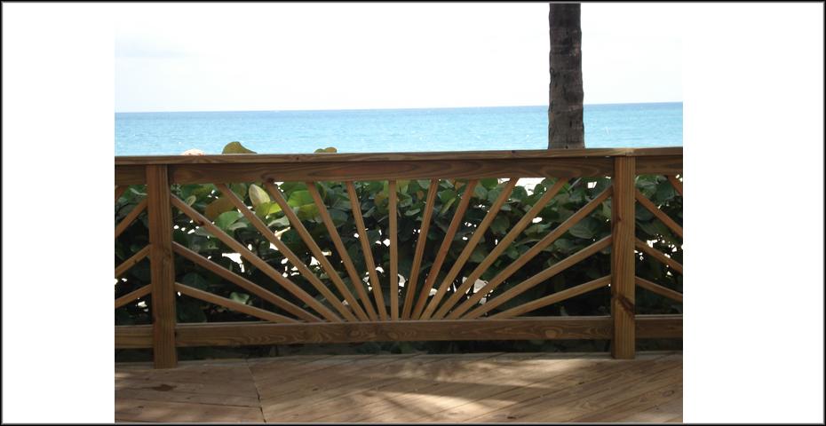 Gana intimidad con las vallas de madera incofusta casas de madera - Maderas para vallas ...