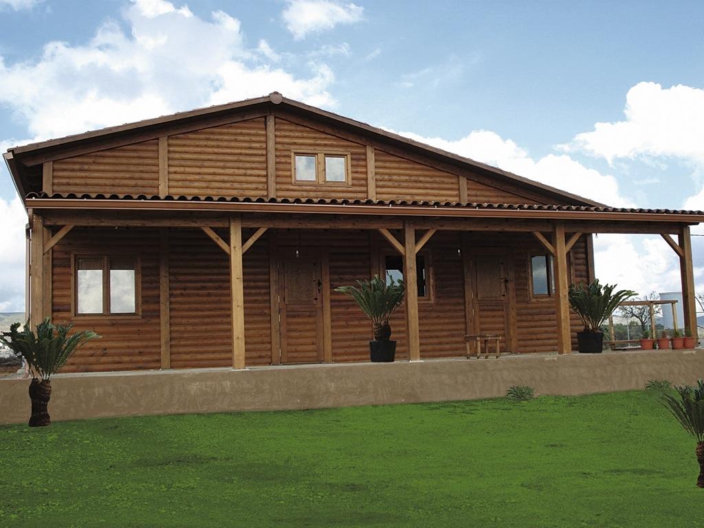 Casas de madera incofusta f brica de madera en valencia - Casas de madera valencia ...